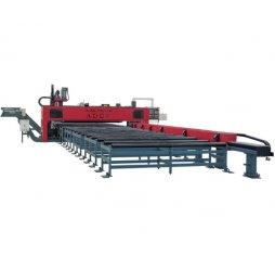 CNC Plate Drilling Oxy and Plasma Cutting Machine
