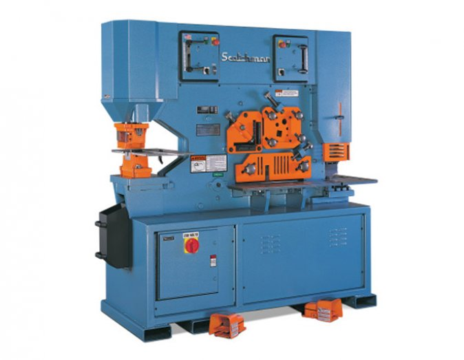 DO 8514-20M scotchman ironworker