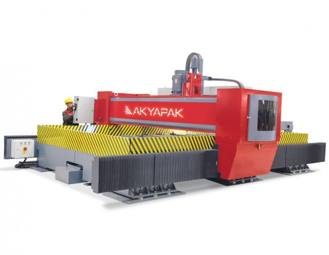 Plate Drilling Machine