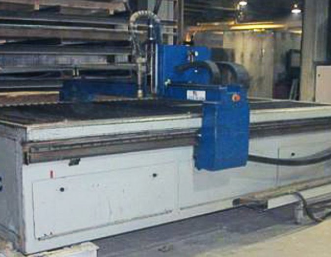 Used Cnc Plasma Cutters For Sale