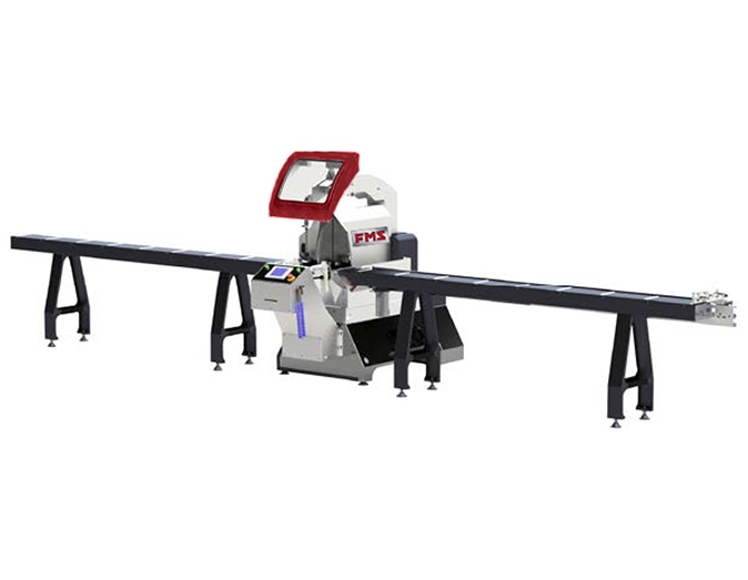 FMS SH 550-R - Full Automatic Digital Cutting Machine with Forward Motion Blade Ø 550 mm