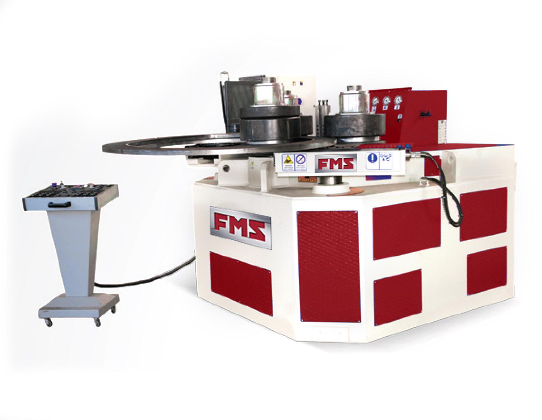 FMS 240 HYDRAULIC PROFILE BENDING MACHINE