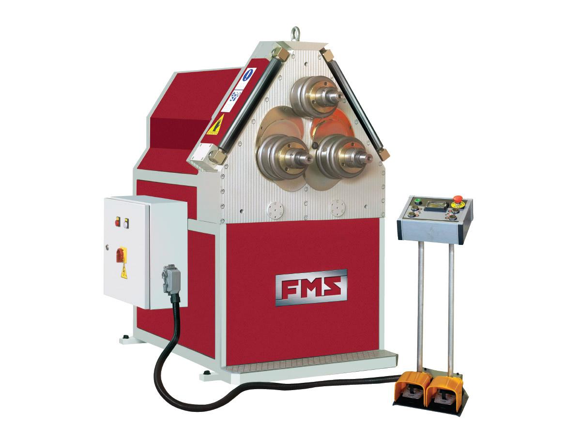 FMS 602 hydraulic profile bending machine
