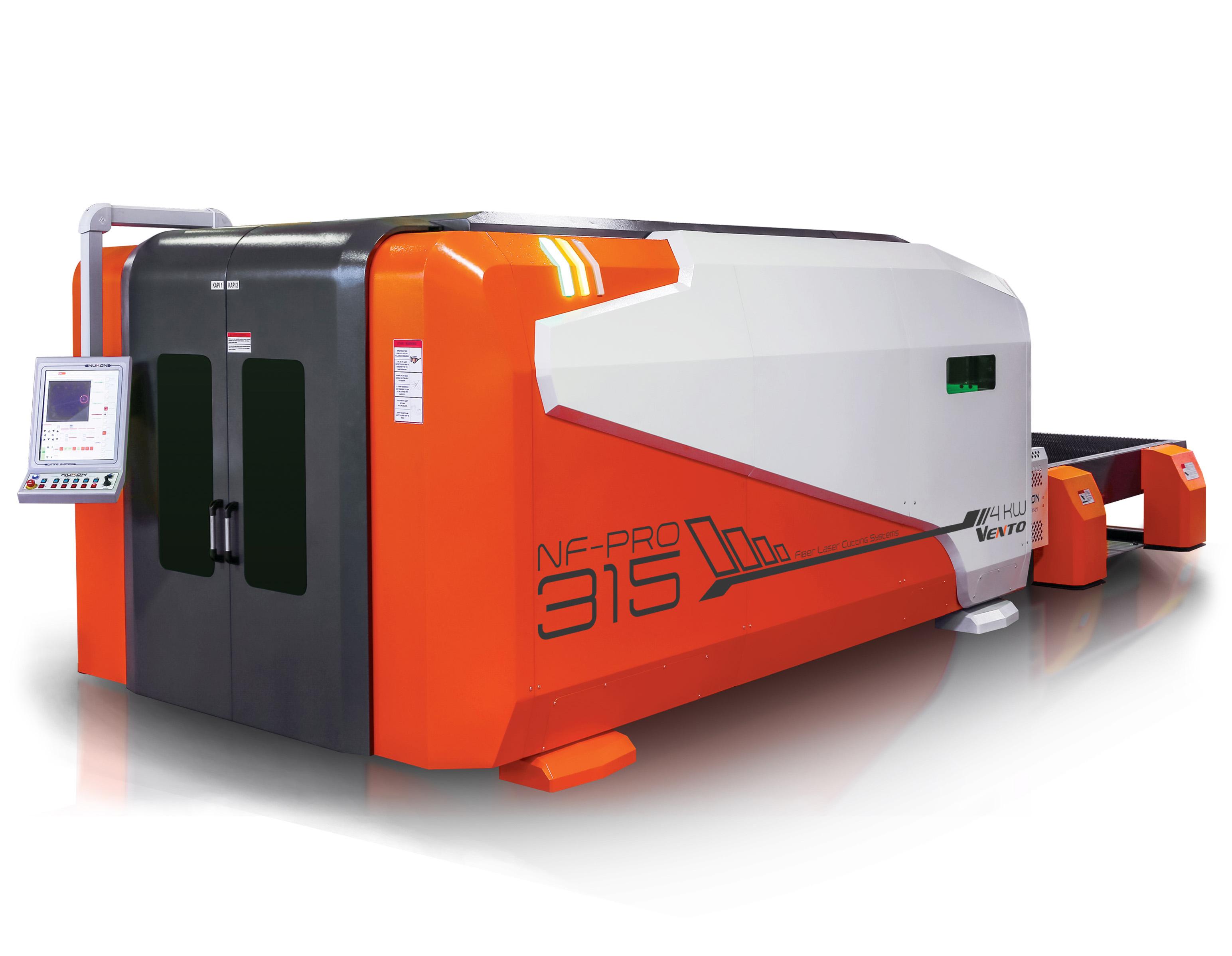 NF-Pro-315 Fiber Laser FMS