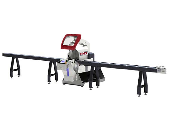 FMS SH 550-R - Full Automatic Digital Cutting Machine with Forward Motion Blade Ø 550 mm