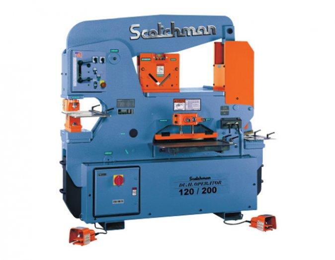 120/200 scotchman ironworker