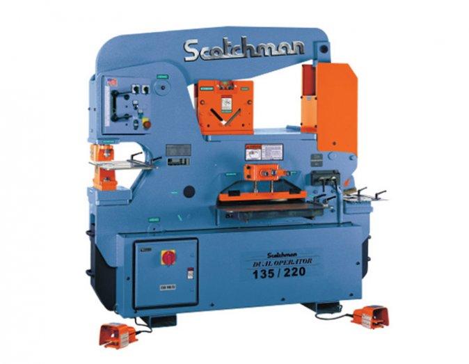 125/220 scotchman ironworker