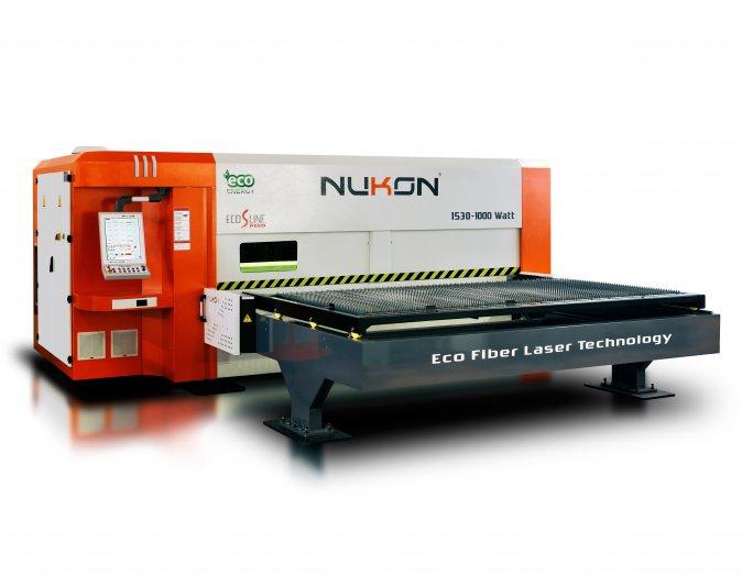 Eco-Laser Fiber Laser FMS