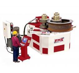 FMS 300 Hydraulic Profile Bending Machine
