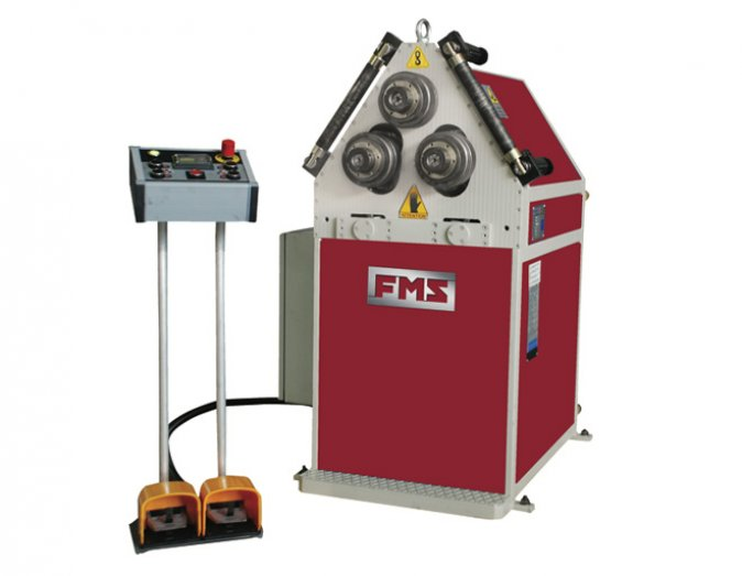 FMS 42 HYDRAULIC PROFILE BENDING MACHINE