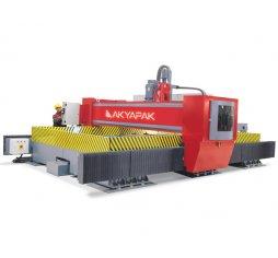 CNC Plate Drilling Machine