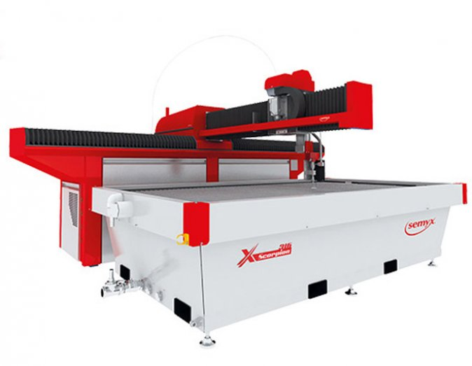 scorpion series water jet cutter