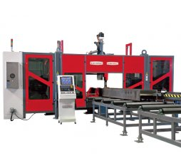 3ADM CNC Drilling, Marking, Cutting Line