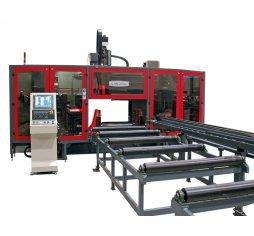 2ADM CNC Drilling, Marking, Cutting Line