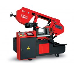 Pivot Type Band Saw with Miter