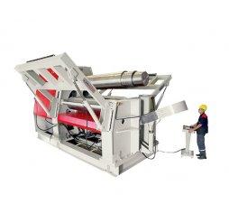 AHK 3 Rolls Hydraulic Plate Bending Machine