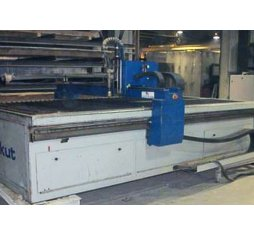 Used AKS ACCU-KUT Plasma Table For Sale