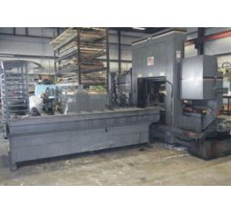 Used HE&M Dual Column Horizontal Bandsaw For Sale
