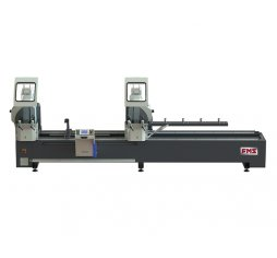 FMS DH450 - IV SA Automatic Digital Double Head Cutting Machine with Forward Motion Blade of Ø 450 mm
