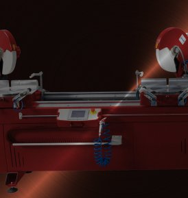 Double Head Sawing Systems