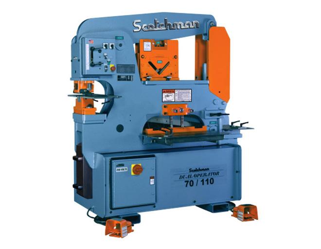 Do 70/110 scotchman ironworker