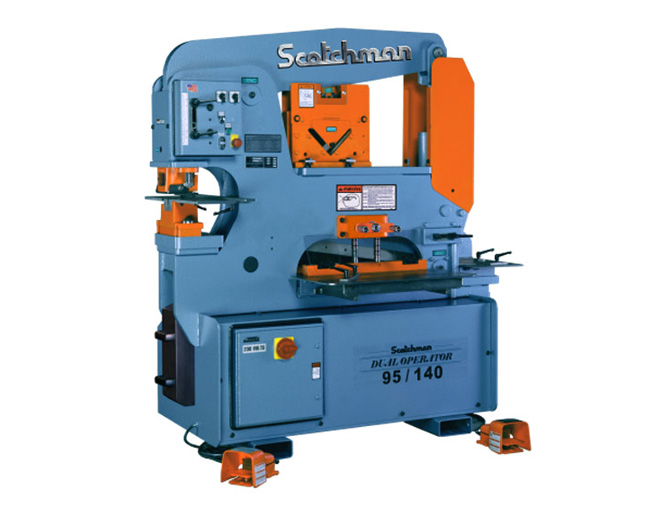 DO 95/140 scotchman ironworker