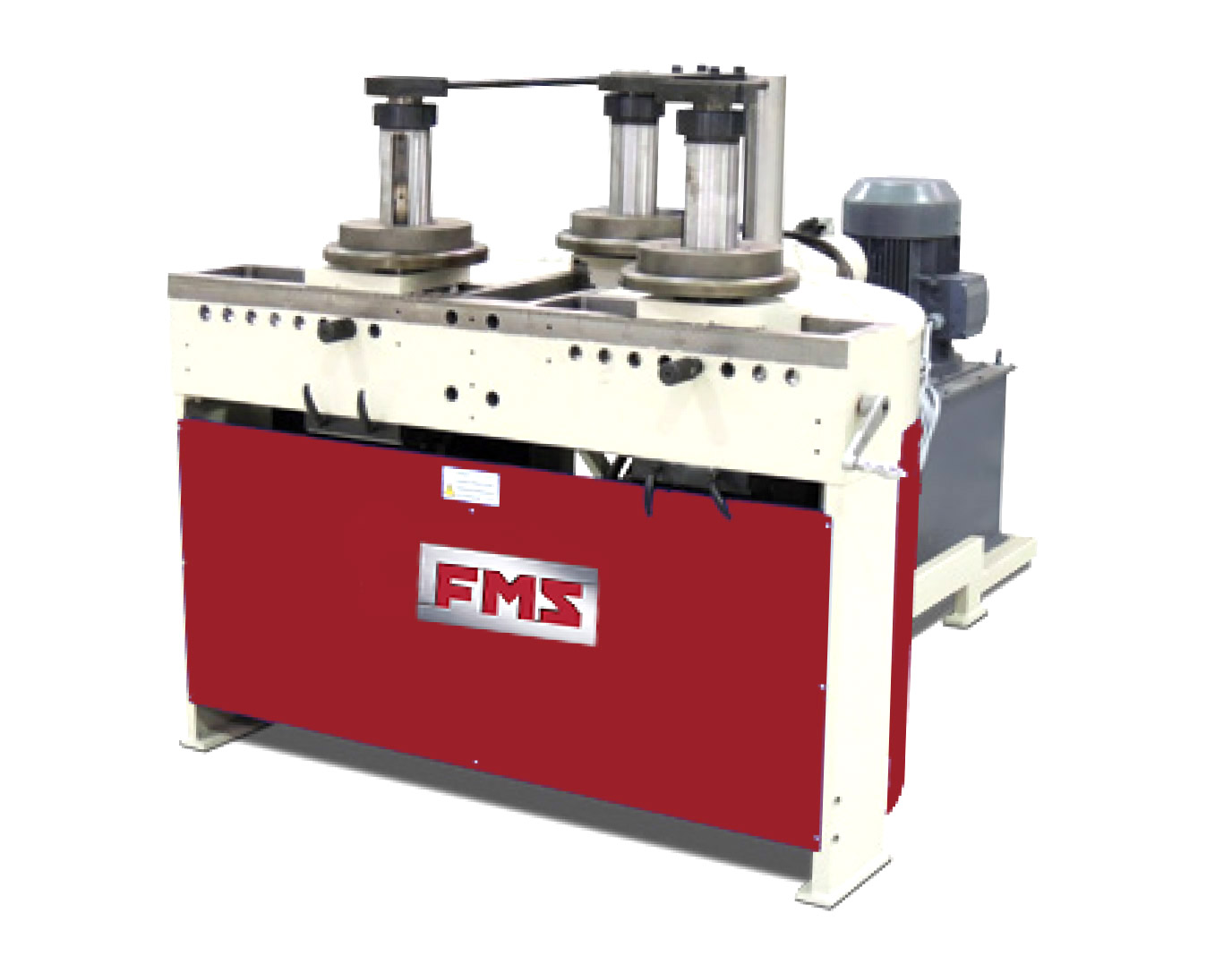 FMS 105 HYDRAULIC PROFILE BENDING MACHINE
