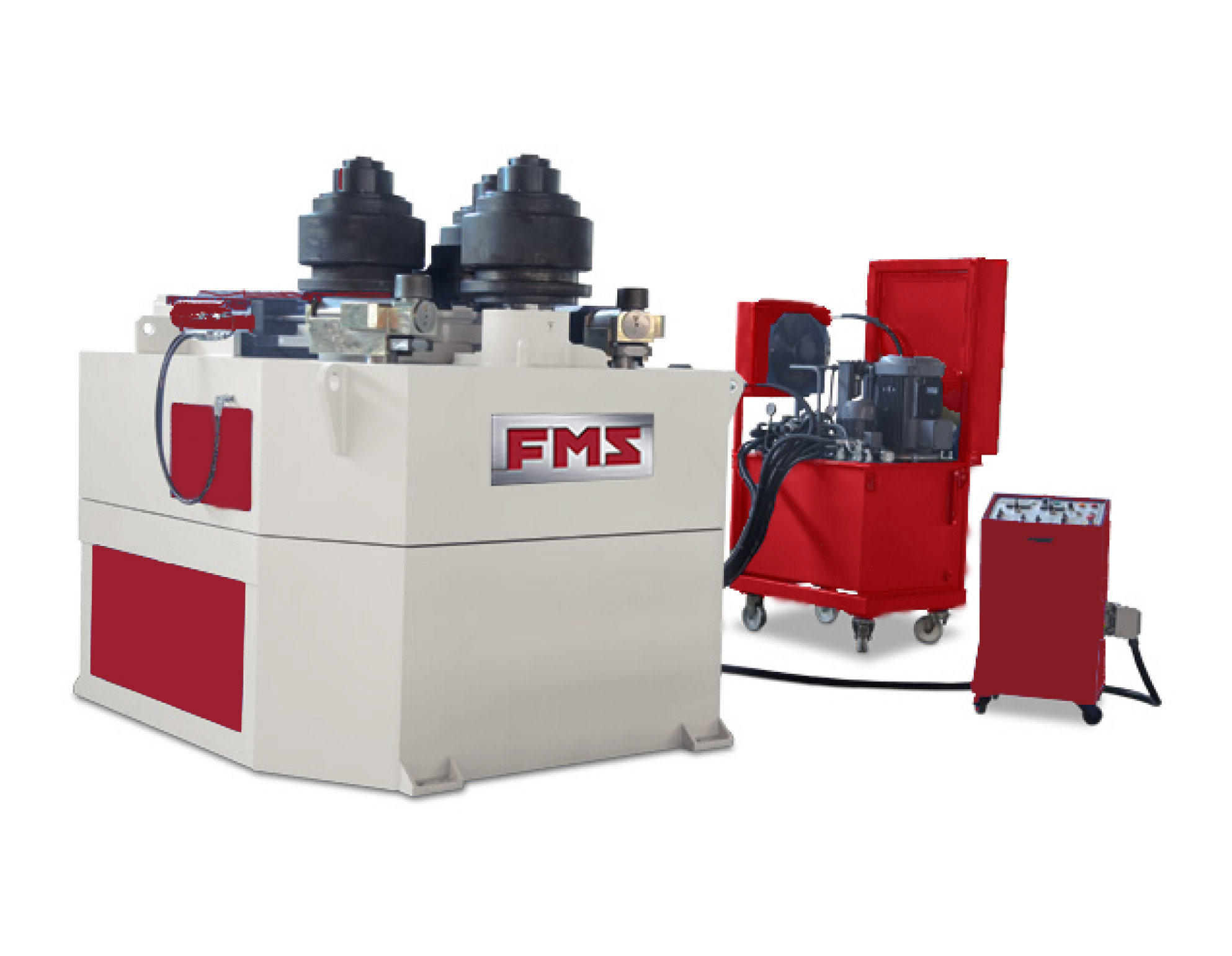 FMS 170 HYDRAULIC PROFILE BENDING MACHINE