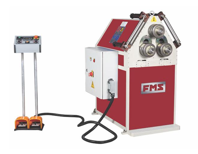 FMS 55 HYDRAULIC PROFILE BENDING MACHINE