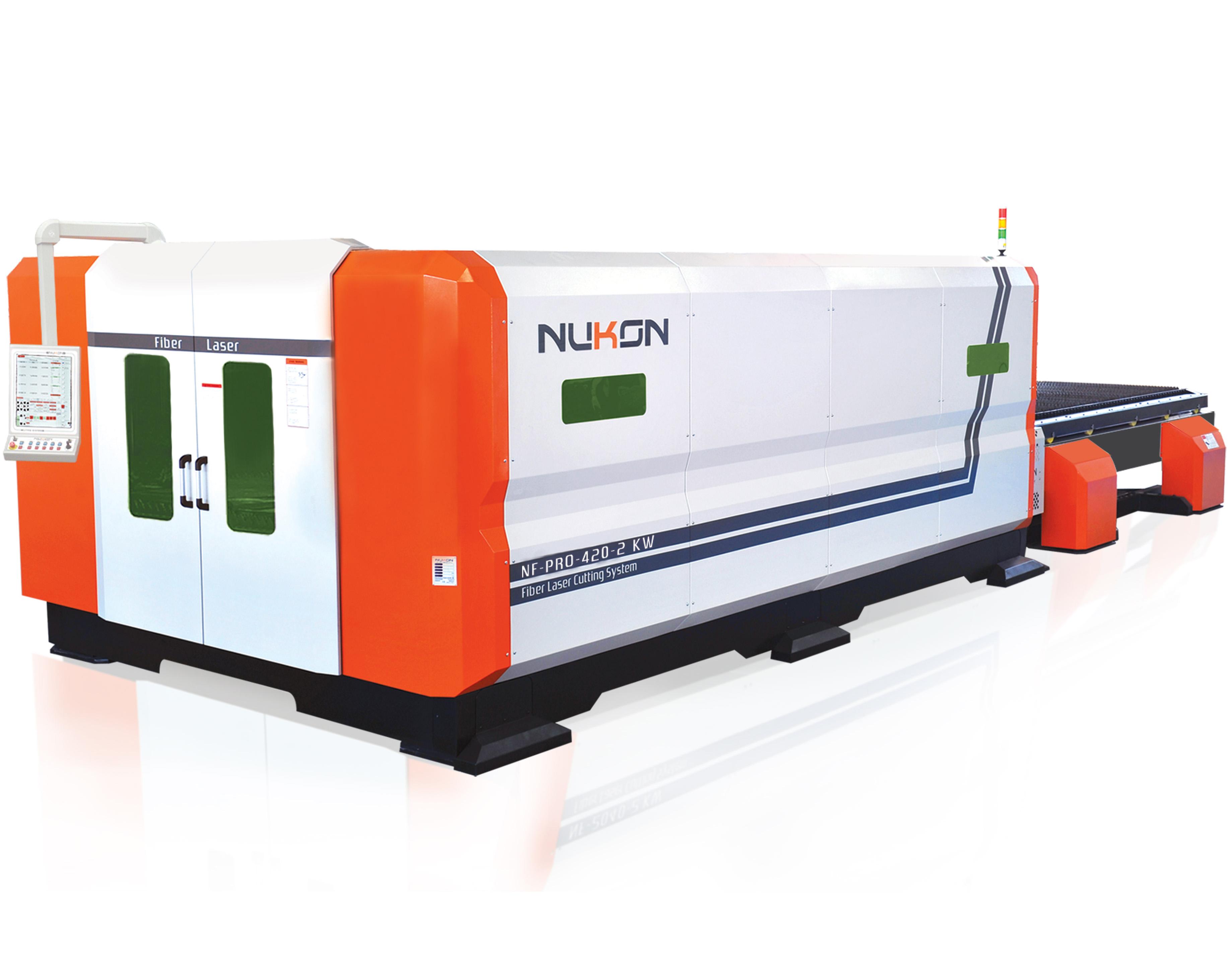 NF-Pro420 Fiber Laser FMS