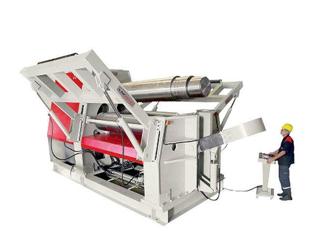 FMS hydraulic plate bending machine