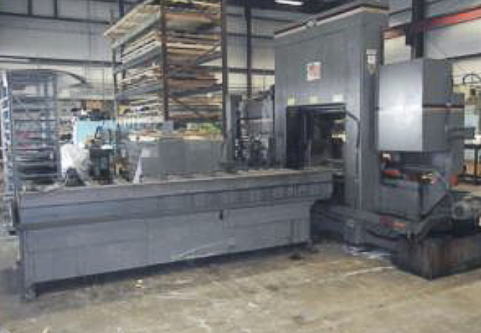 Dual Column Horizontal Bandsaw For Sale